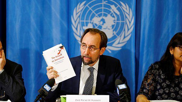 ابراز نگرانی کمیساریای عالی حقوق بشر از وضعیت ترکیه، یمن و مصر