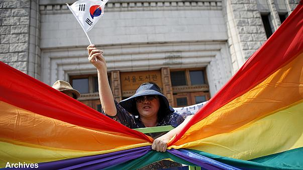 South Korea army slammed for 'gay witch-hunt'