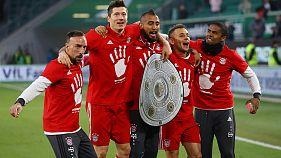 The Corner: Bayern Munich claim fifth consecutive title