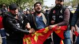Dozens arrested in anti-government protest in Istanbul