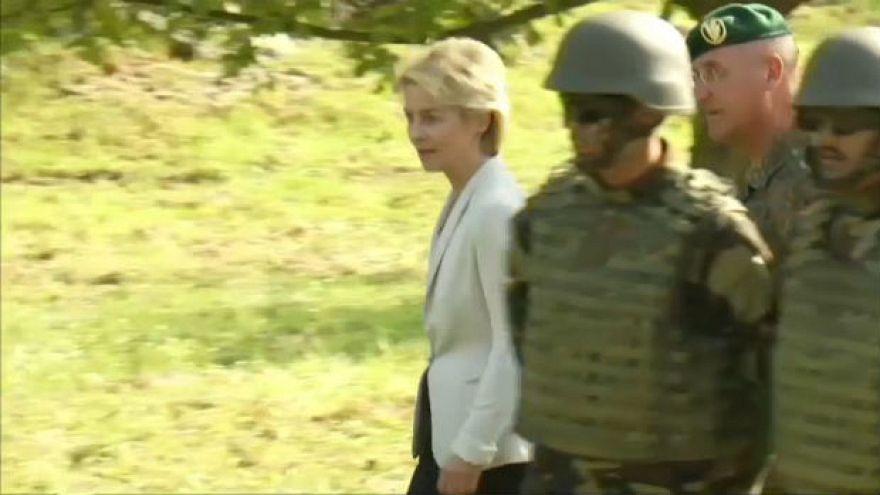 جندي ألماني ينتحل شخصية لاجئ سوري ويخطط لاعتداءات