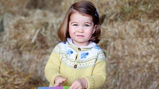 Deux ans: happy birthday, princesse Charlotte !