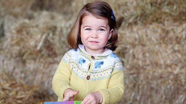 Τα δύο της χρόνια γιόρτασε η πριγκίπισσα Σάρλοτ
