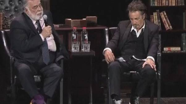 The Godfather director and cast reunite after 45 years
