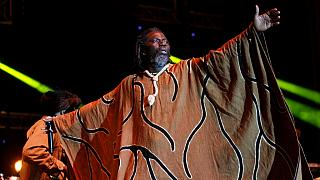 Côte d'Ivoire - Femua 10 : sur scène, le reggaeman Tiken Jah Fakoly contre un 3e mandat en Afrique
