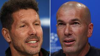 Champions League: Madrid teams clash
