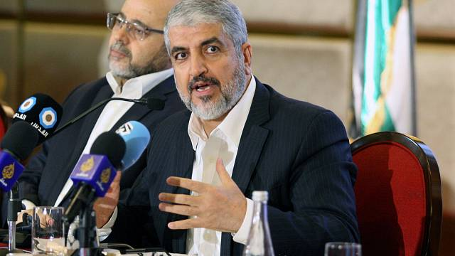 Hamas accepts Palestinian state along 1967 borders