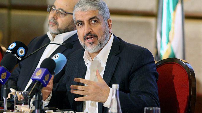 """Hamas: """"1967 sınırları içerisinde bir Filistin'in kurulmasını kabul edeceğiz"""""""