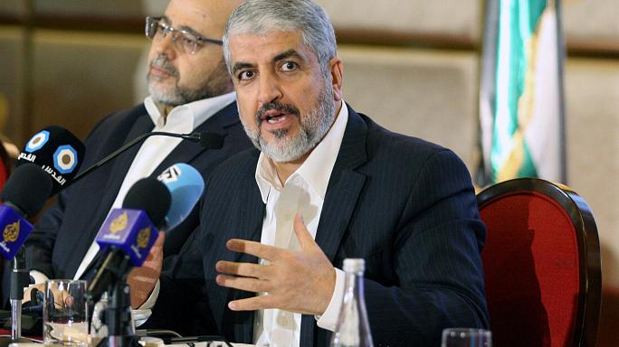 Hamas accepts Palestinian state along 1967 borders