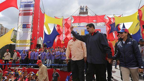 Venezuela Devlet Başkanı NicolasMaduro'dan yeni meclis ve anayasa hamlesi