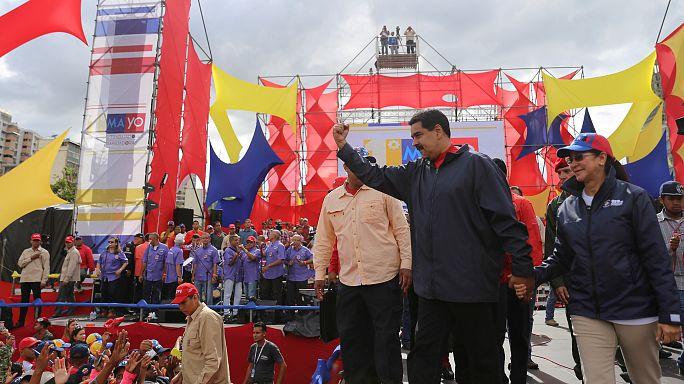 Venezuelas Präsident kündigt Verfassungsreform an