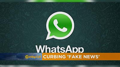 WhatsApp group admins face arrest over fake news [Hi-Tech]