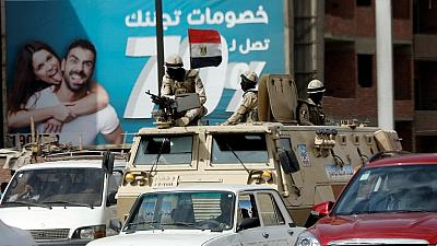 3 policemen killed in Cairo attack, five injured