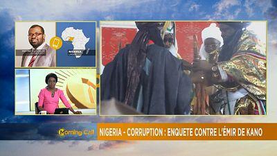 Nigeria : poursuites contre l'émir de Kano