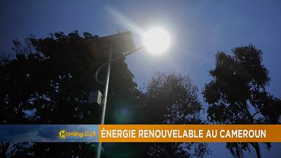 Cameroonian student lights up his village with solar panels [Grand Angle]