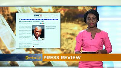 Press Review of May 2, 2017 [The Morning Call]