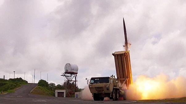 """Coreia do Sul: Sistema de defesa antimíssil THAAD já está """"operacional"""""""