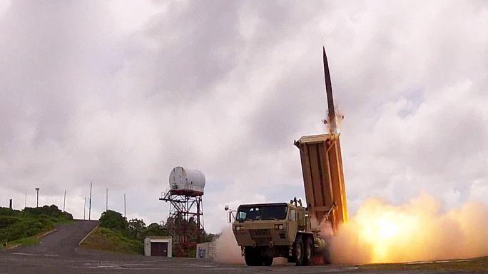 Corea del Sud, già operativo lo scudo antimissile installato dagli Usa