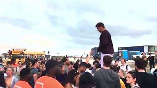 Denuncia per frode contro un festival musicale alle Bahamas