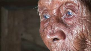 'World's oldest man' laid to rest in Indonesia