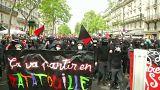 Május 1. Párizsban