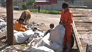 أطفال الموصل بعد الحرب...فقدوا الحق في الطفولة
