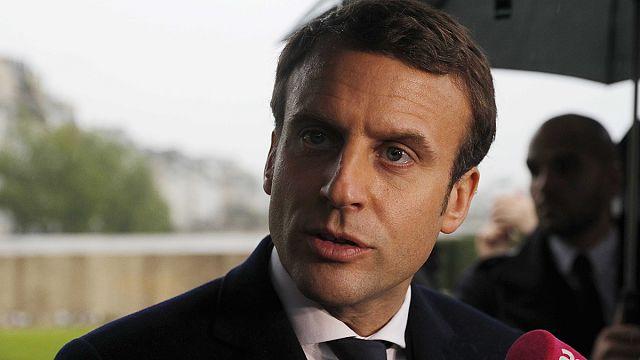 """Macron, Le Pen'in """"bankaların etkisi altında"""" suçlamasına yanıt verdi"""