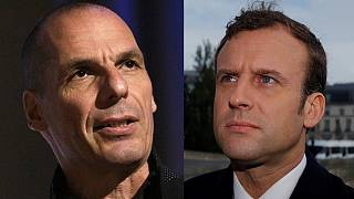 France poll: 'Vote Macron' says leftist Greek ex-finance minister Varoufakis