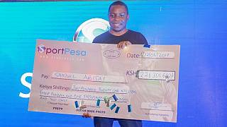 28-year-old Kenyan man wins $2 million football jackpot