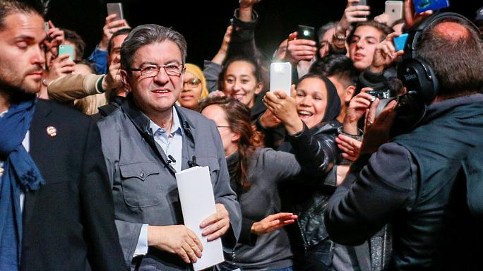 """France : 65% des """"insoumis"""" de Mélenchon préfèrent ne pas voter"""