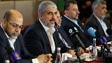 Hamas aceita Estado palestiniano com as fronteiras de 1967