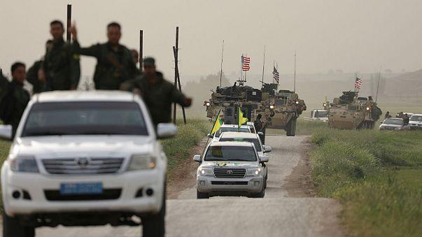 حراك عسكري ميداني روسي وأمريكي في شمال سوريا