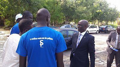 Senegal president dismisses energy minister