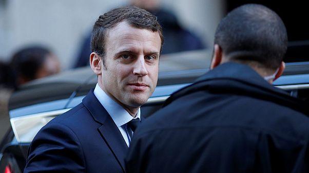 Macron causes Polish outrage after claiming a Kaczynski and Le Pen alliance