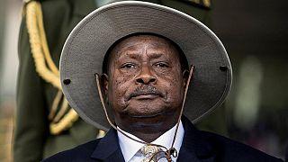 """Yoweri Museveni défend l'Ouganda, """"l'une des plus grandes démocraties au monde"""""""