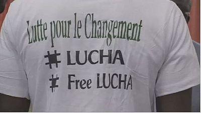 """RD Congo : cinq ans déjà pour la """"Lucha"""""""