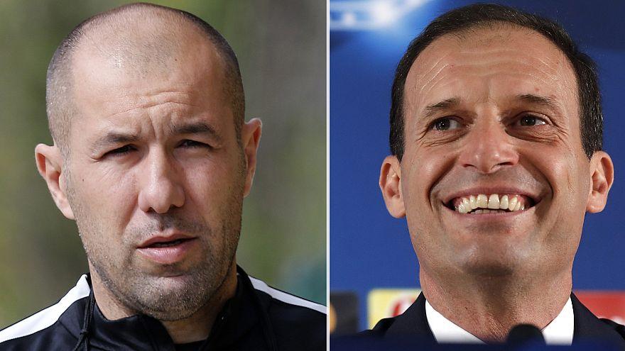 Mónaco-Juventus lucharán este miércoles por un puesto en la final de la Champions League