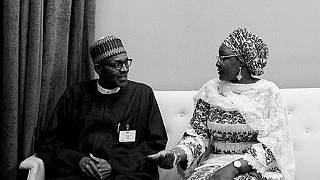 Buhari's health not as bad as perceived - Wife affirms