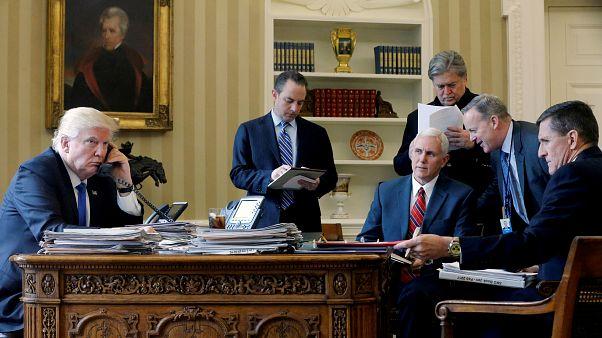 گفت و گوی تلفنی ترامپ و پوتین درباره سوریه