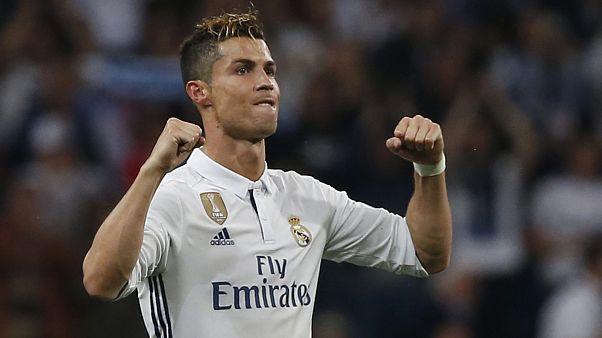 El Real Madrid acaricia la final de la Champions League.