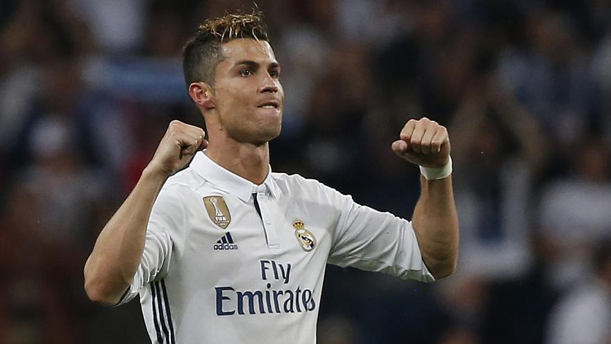 Ronaldo is hat-trick hero in Madrid