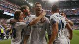 پیروزی رئال در مقابل آتلتیکو با سه گل رونالدو
