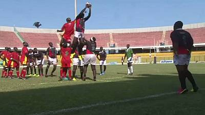 Africa's rugby regional challenge aims at boosting the sport in the continent