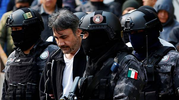 El Chapo'nun sağ kolu Lopez yakalandı