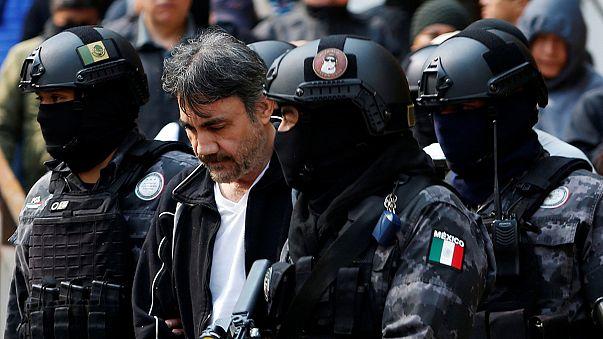 Mexico arrests suspected Sinaloa drug kingpin
