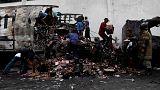 Des trafiquants bloquent le principal axe routier de Rio