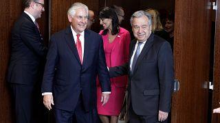 واشنطن تبحث عن خيارات جديدة في مجلس الامن للضغط على بيونغ يانغ