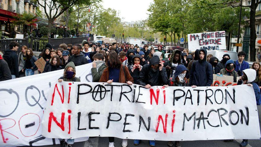 «نه میهن، نه ارباب»؛ چپ رادیکال و دور دوم انتخابات ریاست جمهوری فرانسه