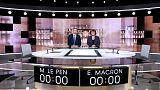 Ma este rendezik a francia elnökjelöltek utolsó televíziós vitáját