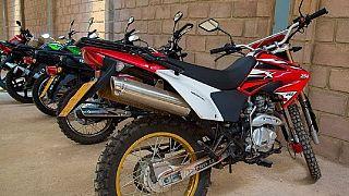 Rwanda: la première usine d'assemblage de motos voit le jour